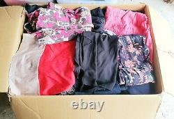 100 Womens Mixed Clothing High Street Bundle Wholesale Joblot RIVER ISLAND NEXT
