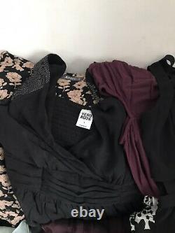 140+ Womens Clothes Bundle Joblot Resale 6 8 10 12 14 Plus Size Designer