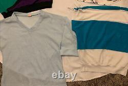 14 pc Vintage 80s 90s Misses Juniors Womens Clothing Mixed Size Lot Bundle S M L