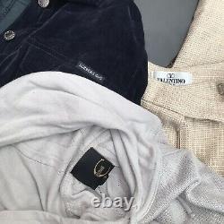 18x Vintage Designer Clothing Bundle Job Lot Wholesale YSL Dior Womens