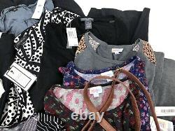 20 Pieces Mixed Reseller Bundle Lot Womens Clothing, Shoes & Bags Sizes XL XXL