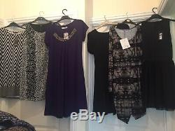24 Items Bundle Of New With Tags Womens Clothing Sizes 8-14 Mixed items