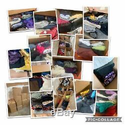 25 Piece Count Women's Wholesale Bundle LOT Clothing Box PLUS Size Lot RESELL