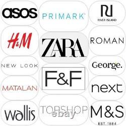25kg Bundle Of Mens & Womens Clothing Wholesale Job Lot Clothes Grade A+B MODERN
