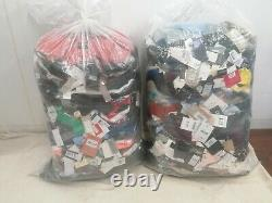 25kg Bundle Of Mens & Womens kids Clothing Wholesale Job Lot Clothes