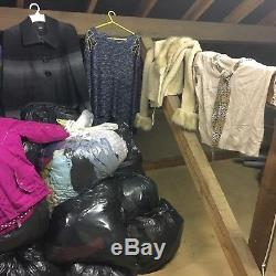 300+ women clothes bundle in multiple. L colours from size 8 to size 16 winter