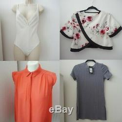 30x Reseller clothing bundle Joblot wholesale top brands dress tops