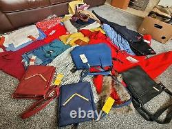 38 x items womens clothes bundle size 16/18 + handbags BRAND NEW WITH TAGS £100s