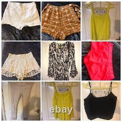 41 Item Clothes Bundle of River Island/Pink Boutique & Top Shop Size 8/10