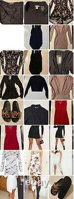 45+ Item Bundle Womens Clothing Bundle Sizes 6-8 JOBLOT