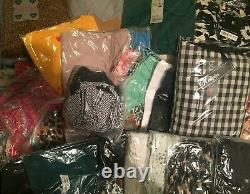 48 x BRAND NEW Ladies Clothing Bundle UK SIZE 6 and 8 Wholesale Job Lot Topshop