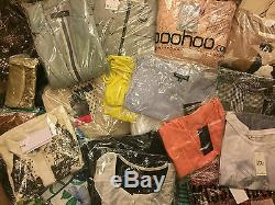 49 x BRAND NEW Ladies Clothing UK SIZE 8 Wholesale Job Lot Bundle Topshop Boohoo