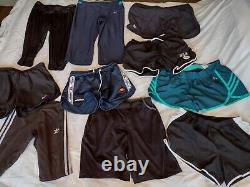 59 Sports Clothes Bundle Mix Size Brand Gym Job Lot Wholesale Resell A B Nike