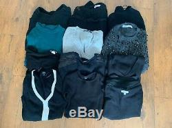 84 Items Job Lot Ladies Womens Boutique High Street Designer Clothes Size Uk 6-8