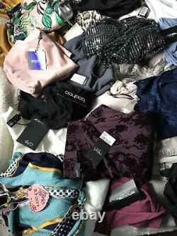 All new with tags womens clothes 38 piece bundle joblot