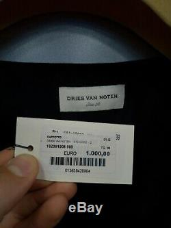 Authentic Dresses DRIES VAN NOTEN sz. 38 R. P. 1000euro