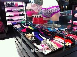 BUNDLE! NWT Lot of 150 Panties Victoria's Secret ONLY LARGE! $14.50-$16.50