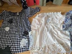 Big Bundle Of Womens Clothes Size 18 River Island NEW dresses Tops Skirts Jeans