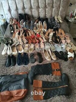 Bootsale job lot bundle women's dresses shoes