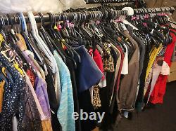 Brand New with Tags Womens Joblot Bundle Clothing Resale Jumpers Dresses 175+