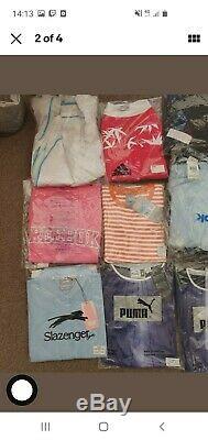 Brand new designer clothes bundle unisex Nike, Adidas, Puma, Reebok, Slazenger