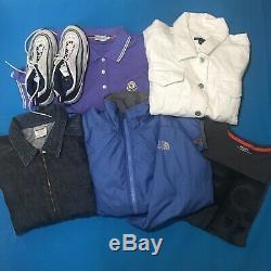 Bundle Joblot 25x Designer Womens Clothing & Shoes BURBERRY NIKE TN MONCLER ETC