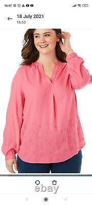 Bundle Of 35 Items Ladies Plus Size Clothing Bnwt 16-36