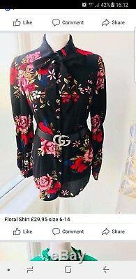 Bundle Of Ladies Boutique Clothes