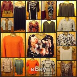 Bundle Of Womens Clothes Size Uk 18 Spring-summer Collection (iv)