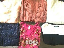 Bundles nice 60 pieces women clothes all size all seasons mix match