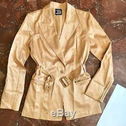 Claude Montana Vintage Dress Suit, Size IT42, Excellent Condition