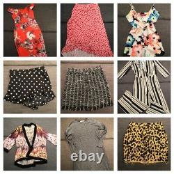 Clothes and shoes bundle womens (UK clothes size 8 / UK shoe size 4) 70+ items