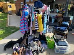 Clothes & shoes bundle (kids, mens & womens). New and used worth over 2k