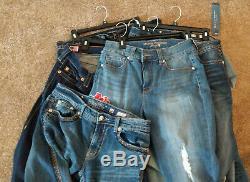 Clothing Reseller Designer Lot Wholesale bundle Womens Men Resale Set