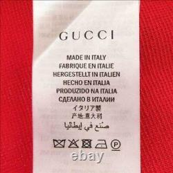 GUCCI Cardigan GG Ikari Motif Silk Ladies Size S 572646 Clothing l1lh3103 Japan