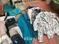 HUGE Women's BUNDLE 6 large bags Ex Cond Many BNWT- M&S, Oasis, Zara etc
