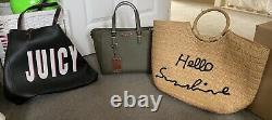 Huge Bundle 200+ Items of Womens Clothing, Bags And Shoes