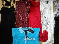 Huge NICE NEW USED 31x bundle ladies womens clothes size 8 EU 36(5)