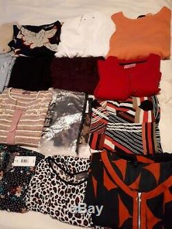 Huge Plus Size Womens Clothing 20 Piece Bundle Sz 18 / 20 / 22