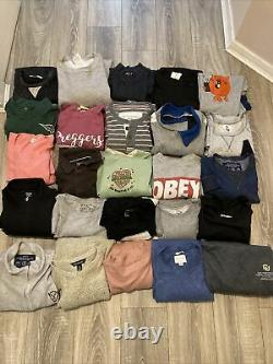 Huge Wholesale Clothing Bundle Men And Womens Mixed Grade A And B Over 120 Items