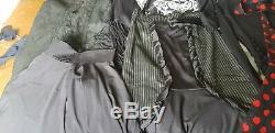Huge bundle of gothic clothing