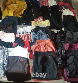 Huge joblot bundle clothing PLUS SIZE 20/22/24 LADIES 85 ITEMS