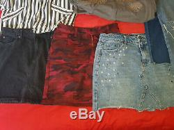 Huge women's clothing bundle, mix of sizes' 10's 12's worth over £700