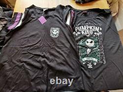 Jack Skellington Women's Clothing Bundle Size 3XL