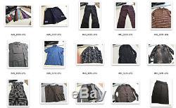 Job Lot Bundle 162 Clothes Designer New & Used Mens & Womens Mixed Sizes Grade A
