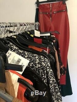 Job Lot Bundle Womens Clothes Mixed Size Misguided Pretty Little Thing Asos Etc
