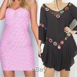 Job Lot Ladies Clothes Wholesale Business Opportunity Dress Bikini Kaftan Top