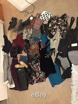 Job Lot Womens Clothes & Shoes Mainly Sizes 8&10 Amazing Condition Quality Items