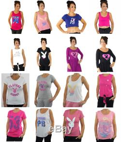 Job Lot Womens Playboy Clothing Tops Carboot Market Bundles New With Tags