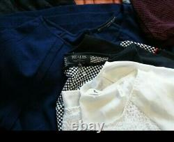 Job lot bundle womens clothes size 14-20 shoes accessories 31 items